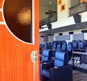 The Barnyard Cinema • Theater Interior
